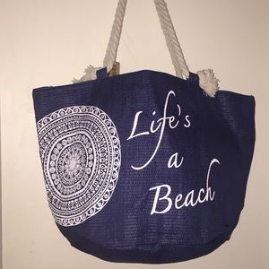 Handbags - Large beach bag